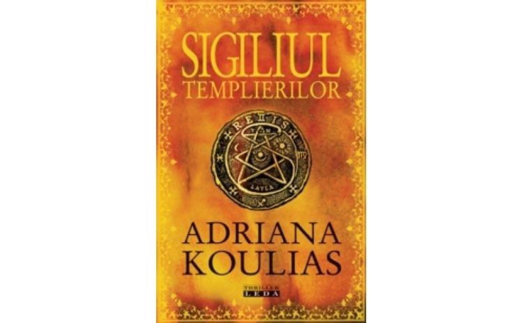 Sigiliul Templierilor , autor Adriana