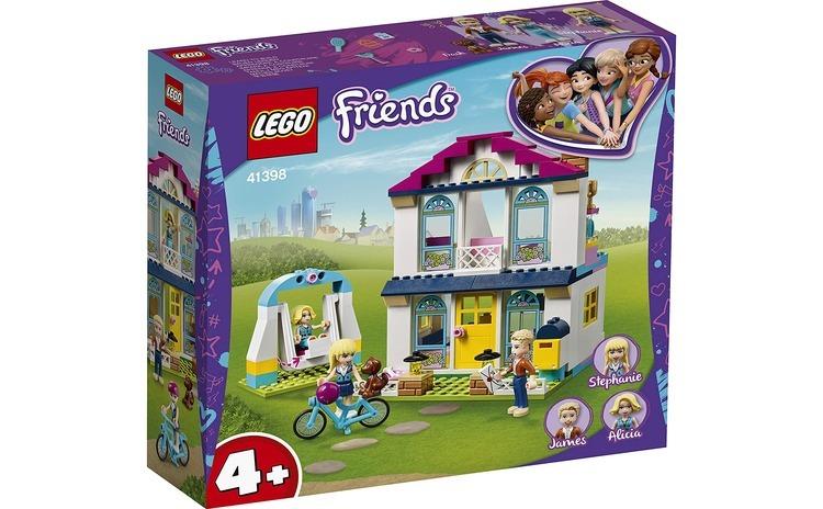 LEGO FRIENDS  CASA LUI STEPHANIE 41398