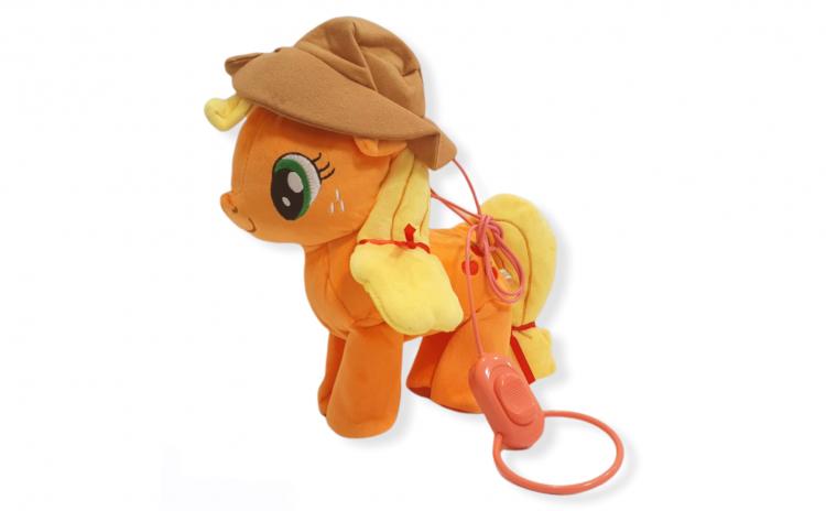Little Pony de plus cu telecomanda