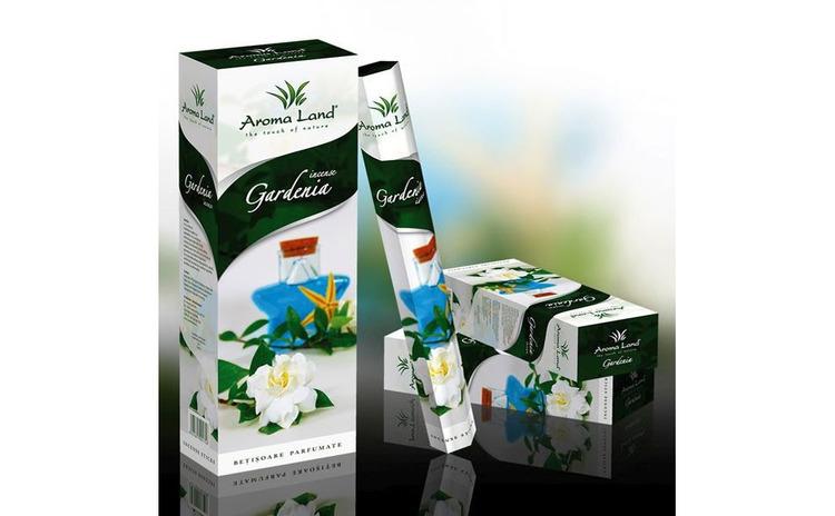 Betisoare parfumate Gardenia