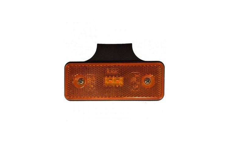 Lampa laterala 2 LED 12/24v H5