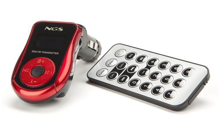 Modulator FM MP3, Ngs