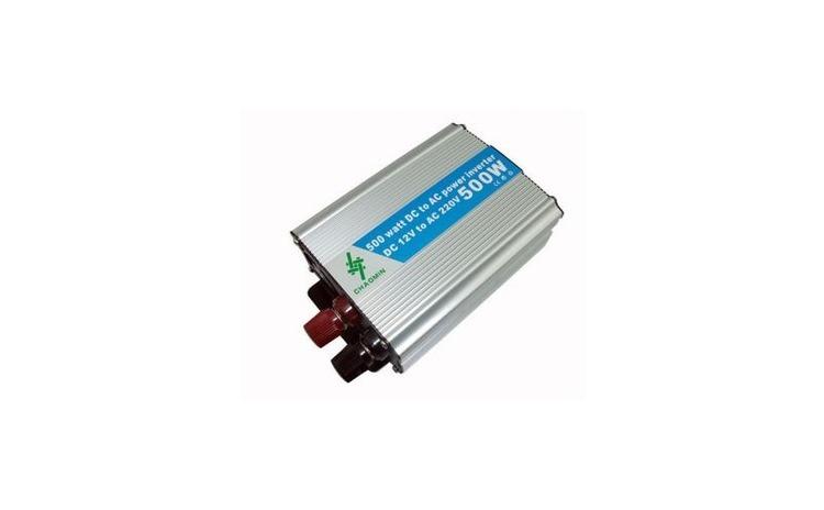 Invertor de tensiune putere 500 W 12V