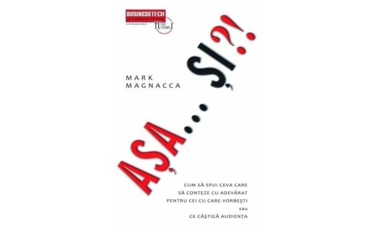 Asa... Si?!, autor Mark Magnacca