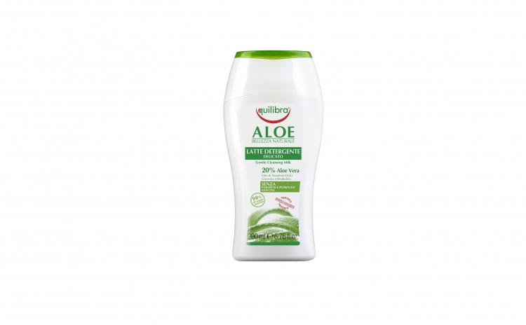 Lapte demachiant, Aloe Lapte