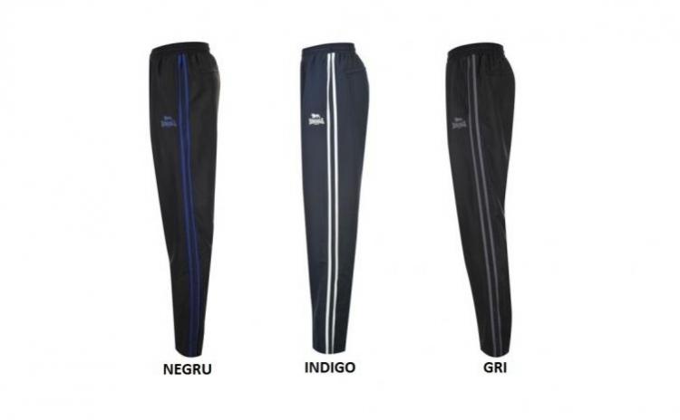 Reduceri Pantaloni – 58 % Reducere – Pret Pantaloni trening barbati Lonsdale 2Stri