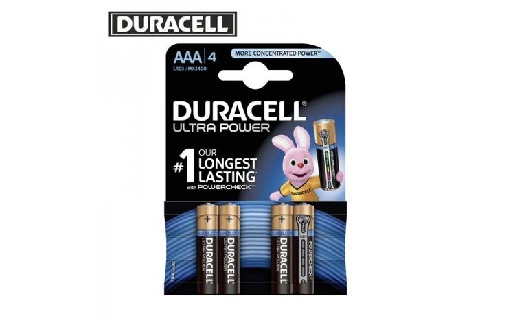 Baterie DURACELL AAA X 4 bucati