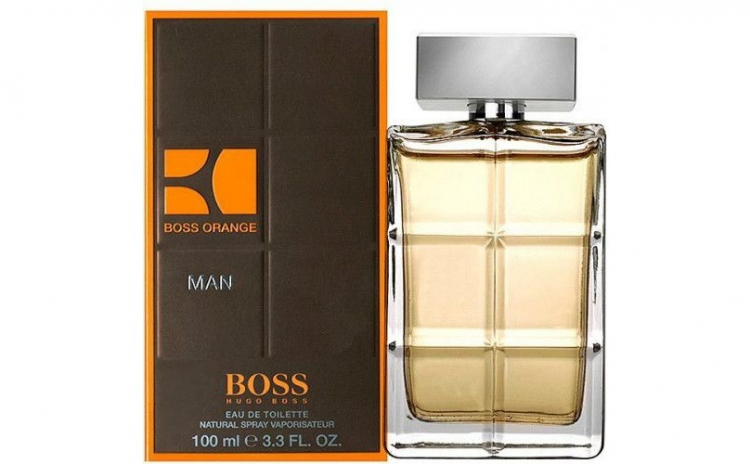Apa de Toaleta Hugo Boss Boss Orange