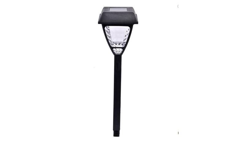Lampa solara neagra 41 cm