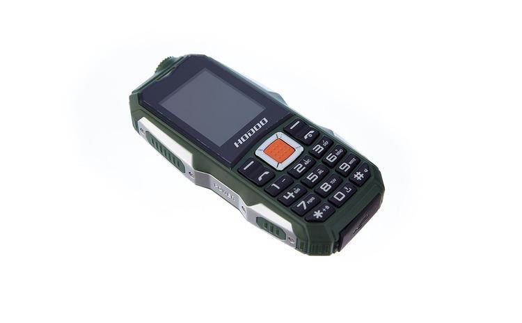Telefon militar F8, Dual SIM, 3800 mAh