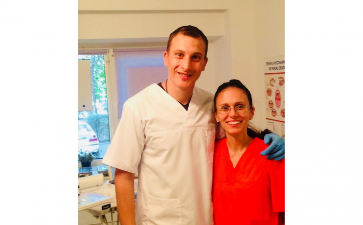 Igienizare dentara+tratament parodontoza