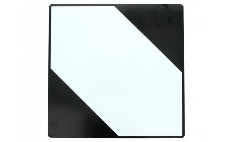 Tablita placa avertizare informare ADR
