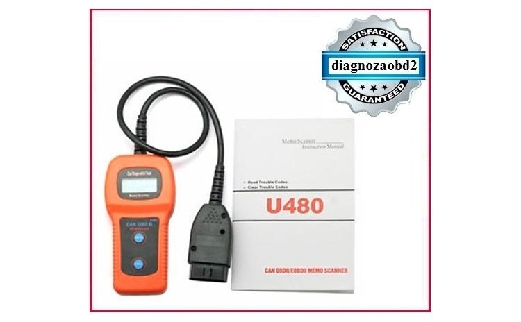 Scanner diagnoza - tester auto