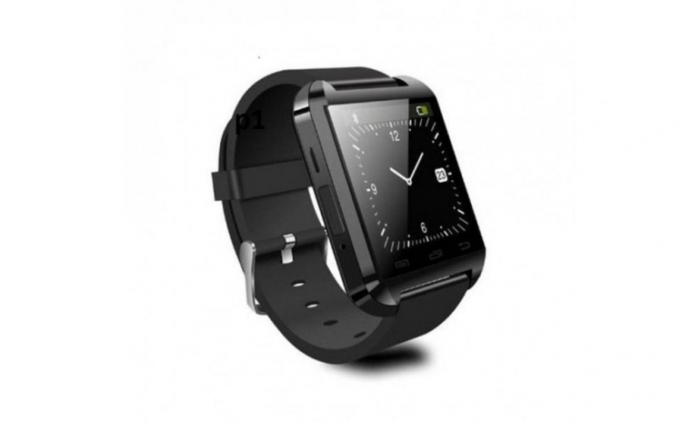 Ceas Smartwatch Bluetooth Tellur U8, La 128 Ron In Loc De 700 Ron