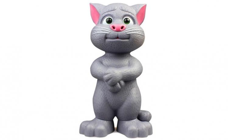 Talking Tom Cat jucaria vorbitoare