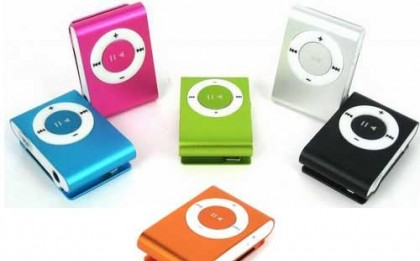 Mini MP3 Player cu design atragator, la numai 27 RON in loc de 129 RON