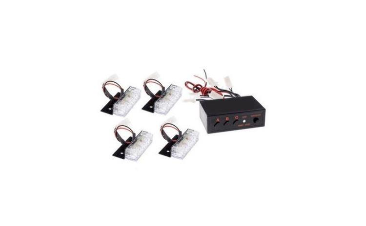 Set stroboscoape cu LED