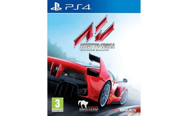 Imagine indisponibila pentru Joc Assetto Corsa Pentru Playstation 4