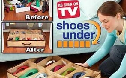 Складной ящик для обуви - фото 2.