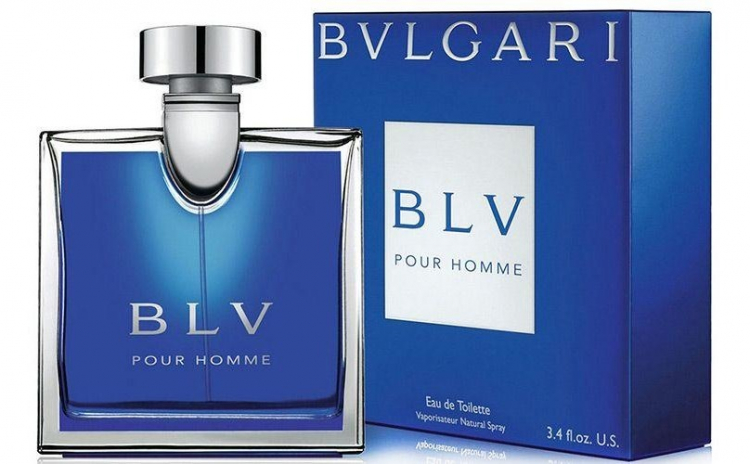 Apa de Toaleta BVLGARI BLV pour Homme