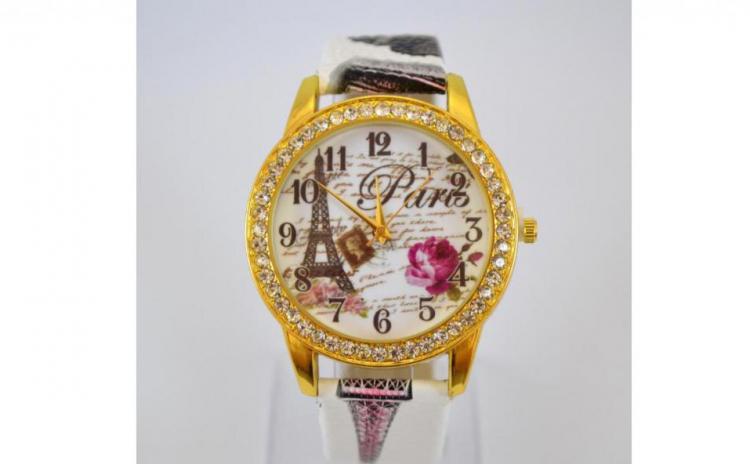 Reduceri Ceasuri de mana – 65 % Reducere – Pret Geneva Love in Paris sk85