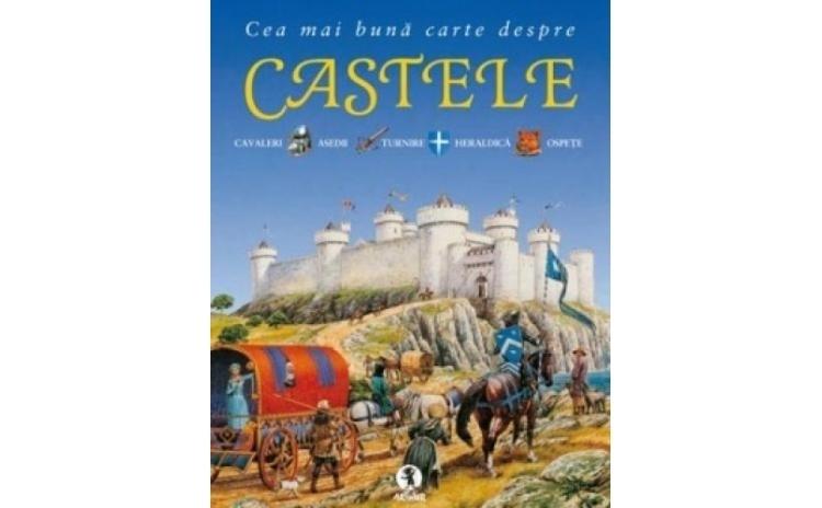 Cea mai buna carte despre CASTELE,