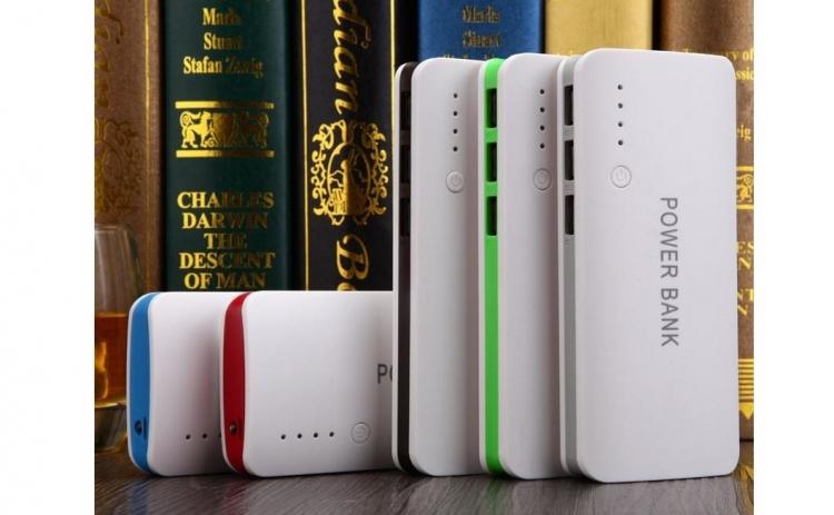 Baterie externa Power 15000 mah, baterie urgenta Cu 3 USB pentru telefoane, tablete, camere foto/video C24, la doar 59 RON in loc de 143 RON