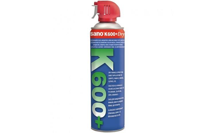 Spray insecticid cu aerosol Sano K600