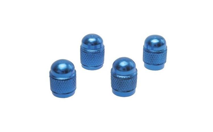 Set 4 capacele ventil tuning albastru