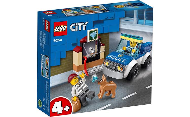 LEGO CITY UNITATE DE POLITIE CANINA