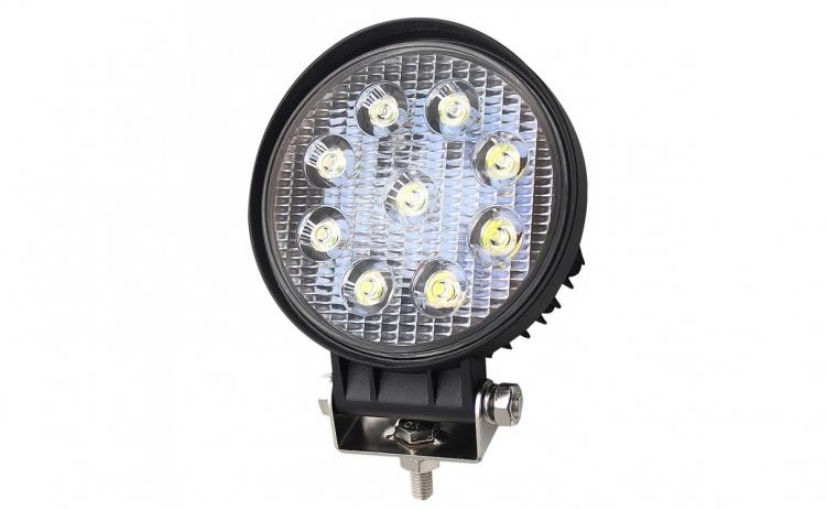 Proiector LED Bar, Off Road, rotund, 27W