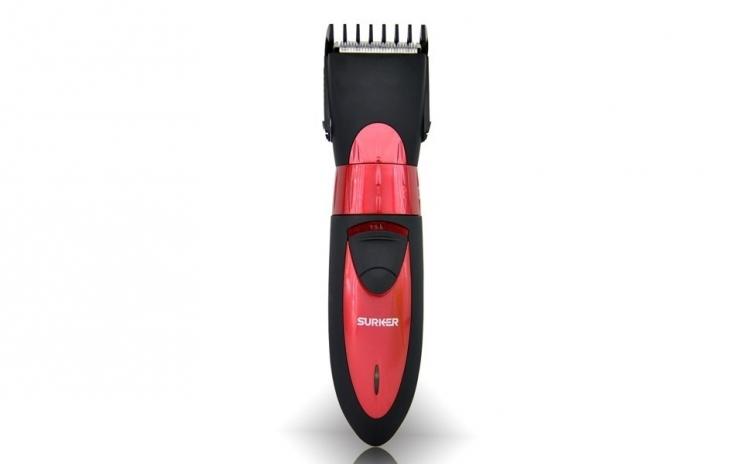 Aparat de tuns si barbierit cu acumulator Surker HC-7068
