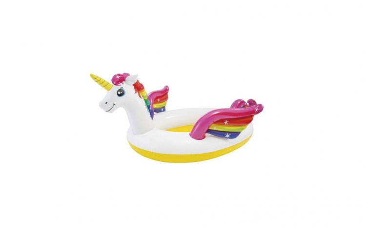 Saltea de plaja pentru copii, Unicorn