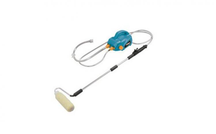 Trafalet Electric Pentru Zugravit Bort - Alimentare Automata De Vopsea, La Doar 210 Ron In Loc De 455 Ron! Vezi Video