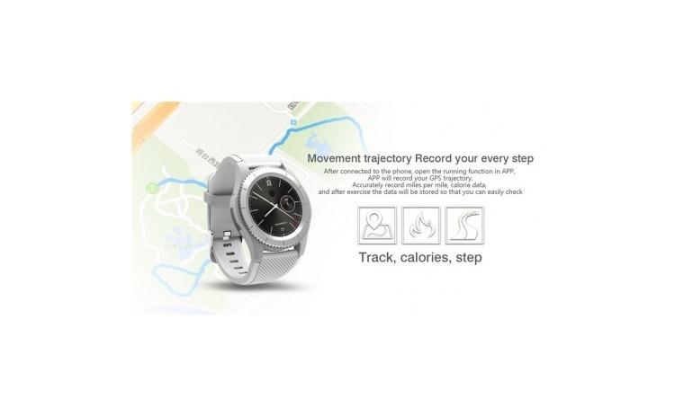 Smartwatch G8 Techstar®  Bluetooth 4.0