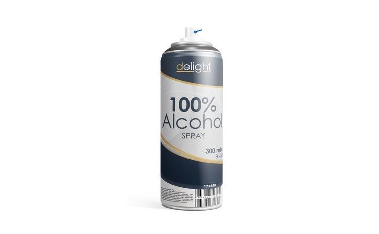 Spray Alcool 100% - 300 ml GLZ-17289B