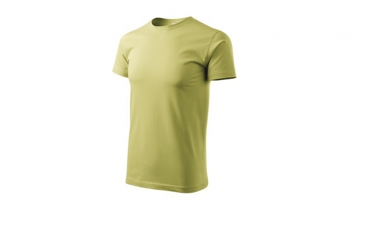 Imagine indisponibila pentru Tricou basic din Bumbac 100% pentru barbati