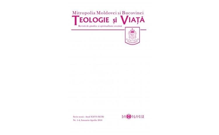 Teologie și Viață. Revistă de