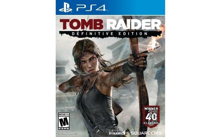 Imagine indisponibila pentru Joc Tomb Raider-definitive Edition Pentru Playstation 4