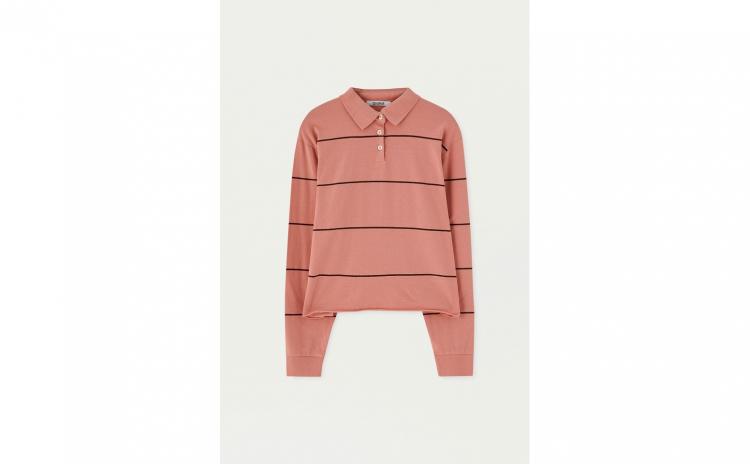 Bluza Dama Pull&BearDungi Pink Shirt