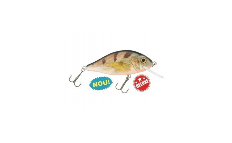 Voblere Baracuda Deluxe MIN95FF, 95 mm,