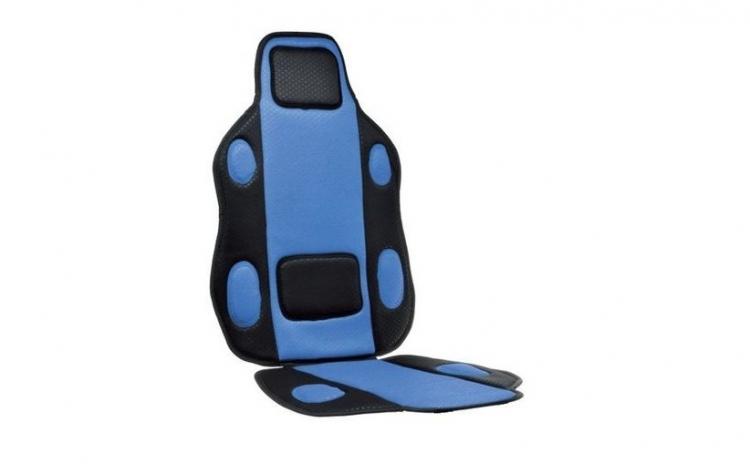 Husa scaun tuning albastru 1618, Automax