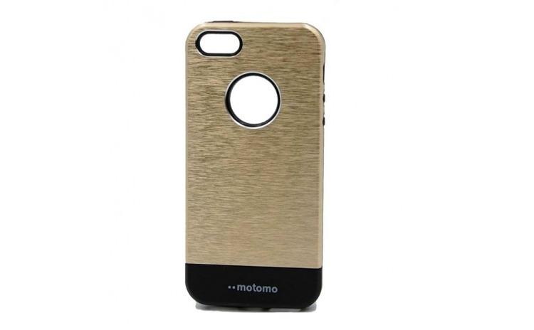 Husa Apple iPhone 7 Motomo V4 Auriu