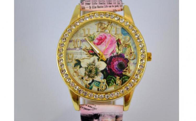 Reduceri Ceasuri de mana – 65 % Reducere – Pret Geneva Love Story Pink sk081