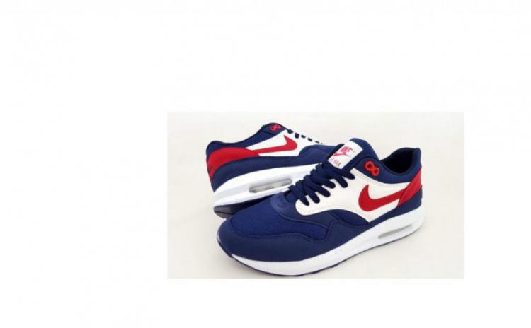 Adidasi Sport Albastru-Alb