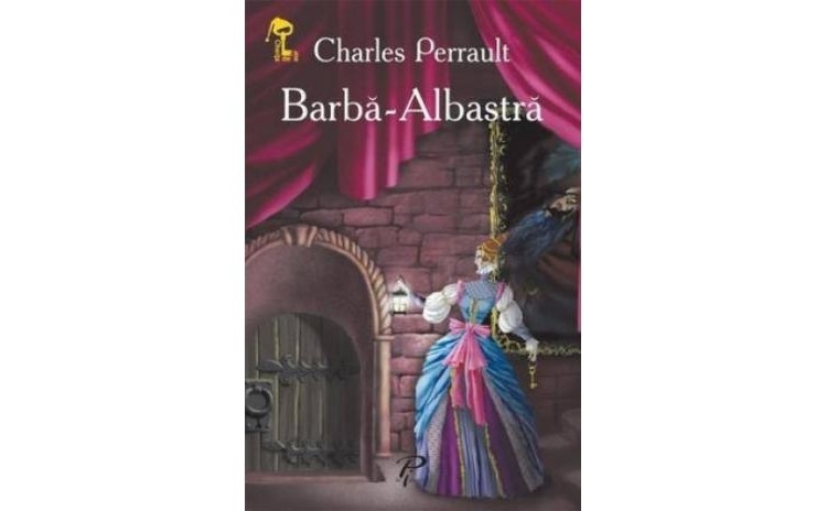 Barba-Albastra , autor Charles Perrault