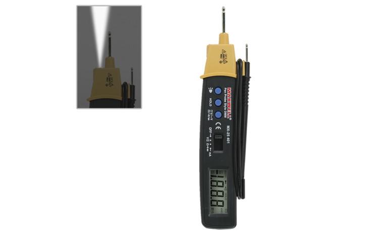Multimetru digital tip creion