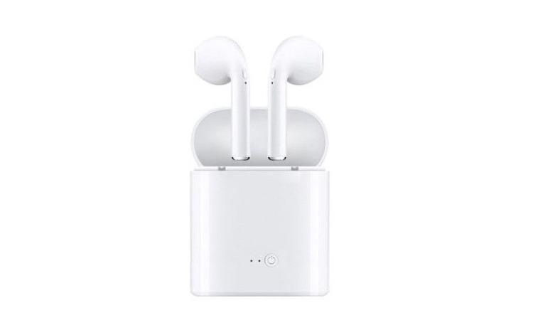 Casti wireless I7 True Twin Stereo