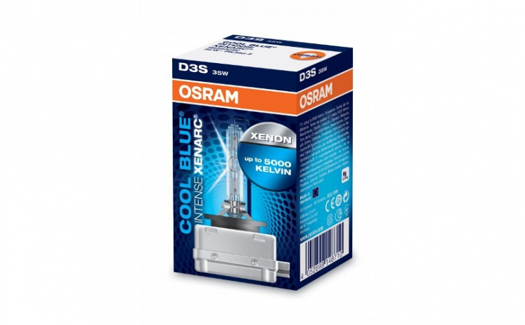 Bec Osram Xenarc D3S Cool Blue Intense