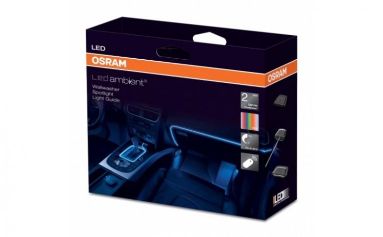 Kit lumini ambientale Osram